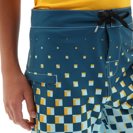 Vans VN0A5E171QQ1 By Checker Fade Boardshort fantovske kratke hlače