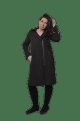 PELUNA kabát black 38