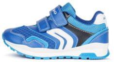 Geox chlapecké tenisky PAVEL J0415A 014BU C4255 29 modrá