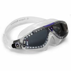Aqua Sphere Plavecké brýle SEAL XP junior kouřová skla stříbrná