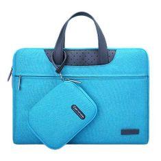 Cartinoe Lamando taška na notebook 15.4'', modrá