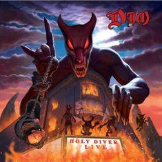 Dio: Holy Diver Live ( 3x LP) - LP