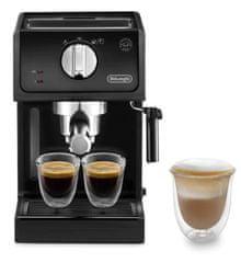 De'Longhi pákový kávovar ECP 31.21