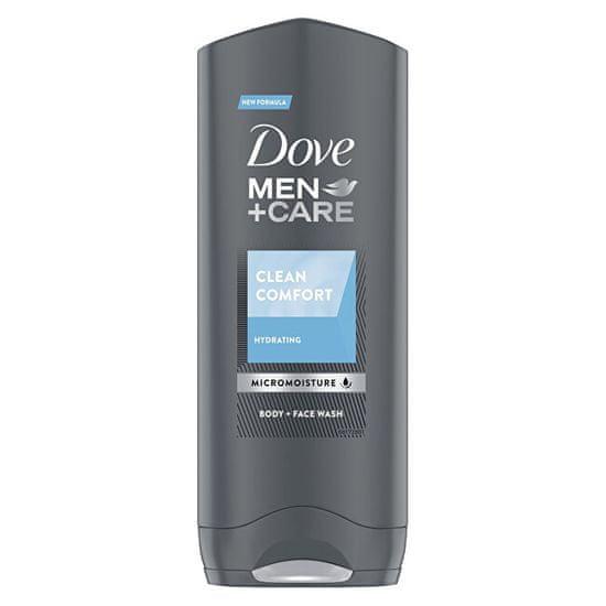 Dove Żel pod prysznic Men + Care, Clean Comfort (ciała i twarzy Wash)