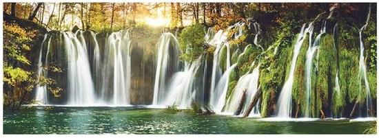 Dino Plitvické vodopády panoramic 2000 dílků