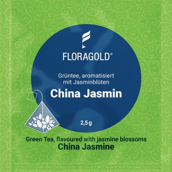 Floragold Zelený čaj China Jasmin 15 ks
