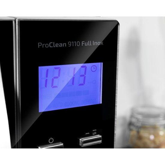 Cecotec ProClean 9110 Full Inox mikrovalovna pečica