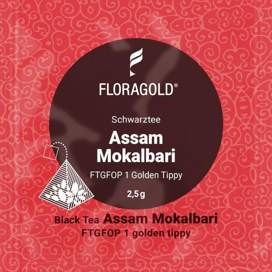 Floragold Černý čaj Assam Mokalbari 15 ks