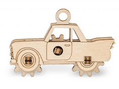 EWA ECO-WOOD-ART Mini mechanické auto