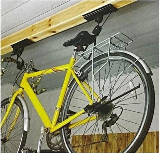 Benson dvigalo za obešanje kolesa, stropno