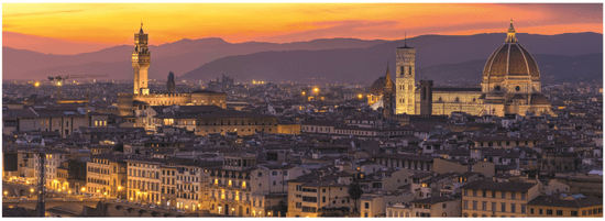 Dino sestavljanka Golden Florence 6000 kosov