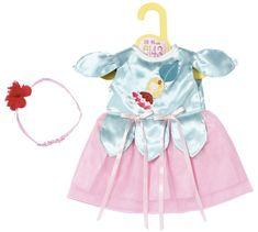 Zapf Creation Dolly Moda vilinska obleka, 43 cm