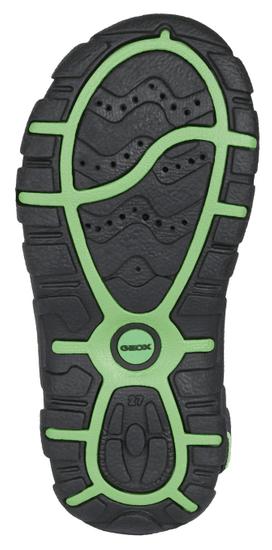 Geox sandały chłopięce JR Sandal Strada