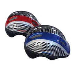 Spartan Easy Biker kolesarska čelada, modra, M