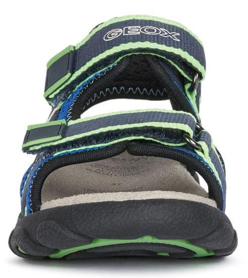Geox fantovski sandali JR SANDAL STRADA J1524A 014CE C4457