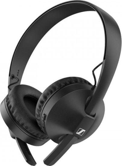 Sennheiser HD 250BT bežične slušalice, crna