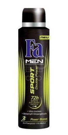Fa Men Xtreme deodorant v spreju, Sport Energy Boost, 150 ml