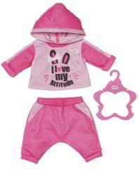 BABY born trenirka, roza, 43 cm
