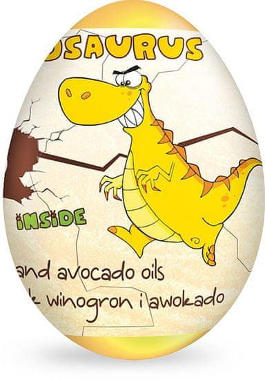 1kosmetika Šumivá koule Dinosauří vejce s překvapením, 140g