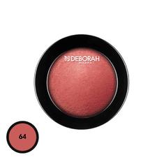 Deborah Hi-Tech rdečilo za lica, 64 Rose