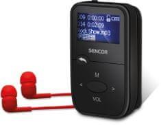 SFP 4408, 8 GB, čierna