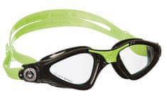 Aqua Sphere Dětské plavecké brýle KAYENNE Junior New - čirý zorník zelená/černá