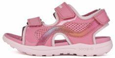 Geox sandały dziewczęce VANIETT J156AA 0HHM2 C8230 29 różowe