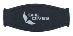 Mares Neoprénový pásek na masku She Dives