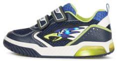 Geox chlapecké tenisky INEK J159CB 014BU C0749 27 tmavě modrá