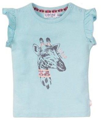 Dirkje dívčí tričko žirafa VD0212