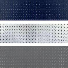 IKI-PRO Stena za orodje 60 x 60 cm BELA