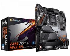Gigabyte Z490 Aorus Master osnovna plošča, LGA1200, Wi-Fi, USB-C, ATX