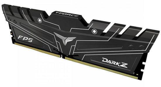 TeamGroup Dark Z FPS 16GB Kit (2x8GB) pomnilnik, DDR4-4000, CL16 (TDZFD416G4000HC16CDC01)