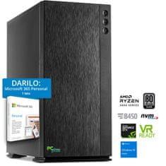 PCplus Dream Machine gaming namizni računalnik (141557) + DARILO: 1 leto Microsoft 365 Personal