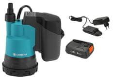 Gardena pompa zanurzeniowa do czystej wody 2000/2, zestaw (14600-20)