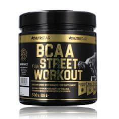 NUTRISTAR BCAA for STREET WORK 500 g dóza Pomeranč