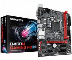 Gigabyte B460M Gaming HD osnovna plošča, LGA1200, DDR4, mATX
