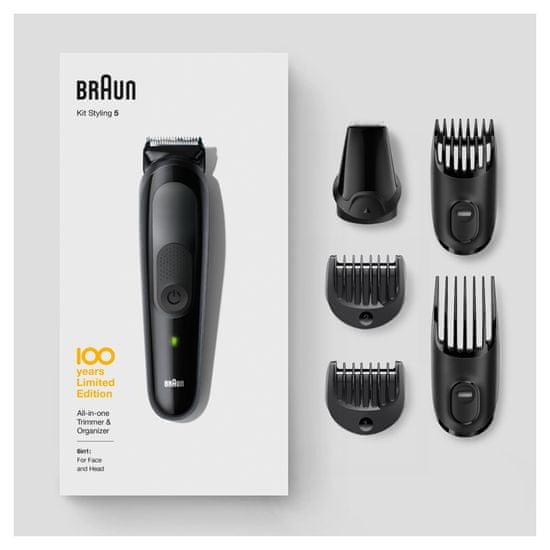 Braun uređivač brade MBMGK5, dizajnersko izdanje