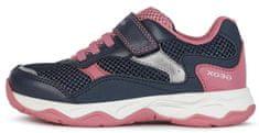 Geox Lány sportcipő CALCO J15CMA 0BC14 C4268, 30, sötétkék