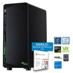 PCplus Gamer namizni računalnik (141555) + DARILO: 1 leto Microsoft 365 Personal