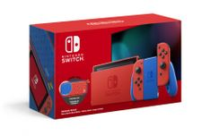 Nintendo Switch Mario Red & Blue Edition igralna konzola - Odprta embalaža