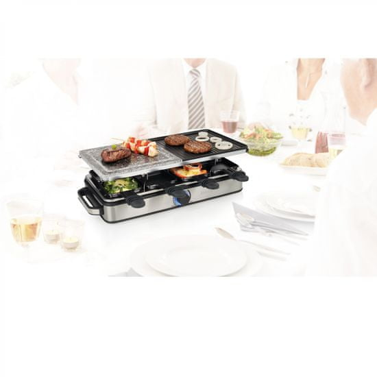 Princess grill do raclette 162635