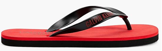 Calvin Klein Moške japonke KM0KM00634-BEH