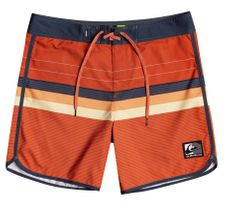 Quiksilver chlapecké plavky Everyday more core youth 15 EQBBS03561-NZE6 XS oranžová