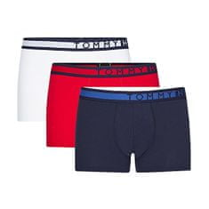Tommy Hilfiger 3 PACK - férfi boxeralsó UM0UM01234-0XY (Méret S)