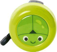 Wista Dětský zvonek na kolo WISTA Zoo zelená– 80140