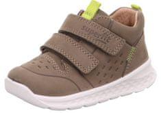 Superfit Breeze 10003637000 gyerek tornacipő, 24, barna