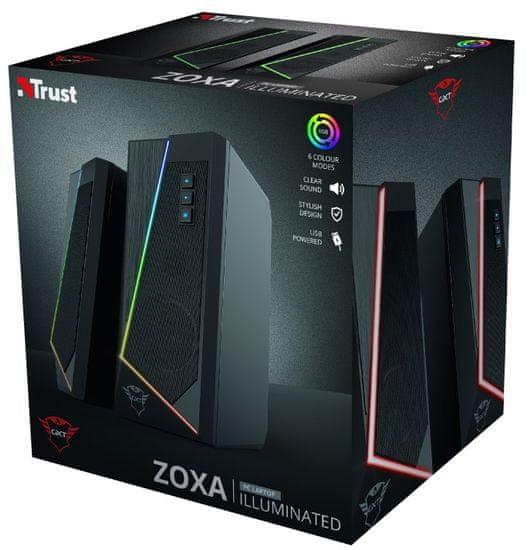 Trust zestaw głośników GXT 609 Zoxa (24070)