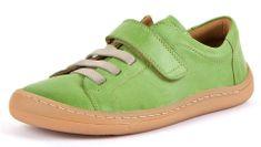 Froddo G3130175-7 otroške usnjene teniske, 27, zelene
