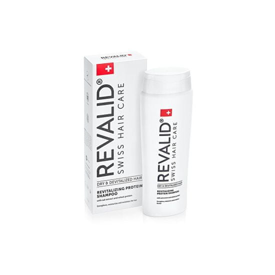 Revalid Revitalizační kondicionér pro suché vlasy Revitalizing Protein Conditioner